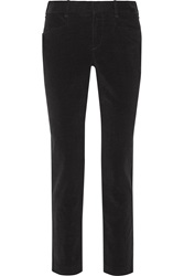 Rag And Bone Salute Stretch Cotton Corduroy Straight Leg Pants