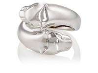 Sidney Garber Passionate Panthers Petite Ring Silver