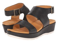 Kork Ease Khloe Black Women's Sandals