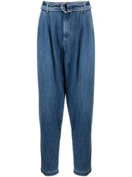P.A.R.O.S.H. Denim Tapered Jeans 60