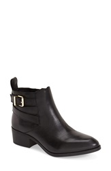 Sole Society 'Hala' Bootie Women Black Leather