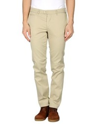 Dekker Casual Pants Beige