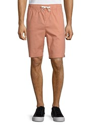 Sovereign Code Gateway Stretch Shorts Mauve