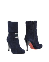 Roccobarocco Ankle Boots Black