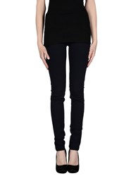 Alpha Massimo Rebecchi Trousers Leggings Women Dark Blue