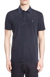Men's John Varvatos Star Usa 'Peace' Trim Fit Polo
