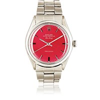 Vintage Watch Women's Oyster Perpetual Air King Pink