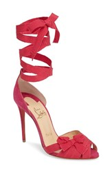 Christian Louboutin Women's Christervia Ribbon Sandal