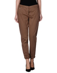 Manila Grace Casual Pants Khaki