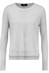 Line Gillian Knitted Sweater Gray