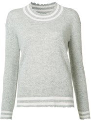 Rta Charlotte Sweater Grey