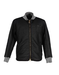 Jijil Coats And Jackets Jackets Men Black