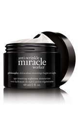 Philosophy 'Anti Wrinkle Miracle Worker' Age Resetting Nighttime Moisturizer