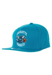 Mitchell And Ness Cap Teal Turquoise