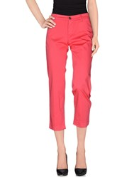 Fay Trousers Casual Trousers Women Coral