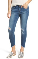 Articles Of Society Sammy Distressed Crop Skinny Jeans Lyon