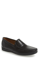 Geox 'Simon W2' Venetian Loafer Men Black