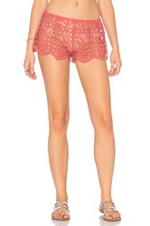 Eberjey Spearhead Sam Shorts Pink