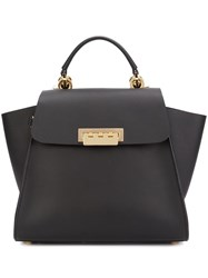 Zac Posen 'Eartha Iconic' Convertible Backpack Black