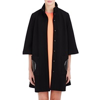 Lisa Perry Mod Jacket Black