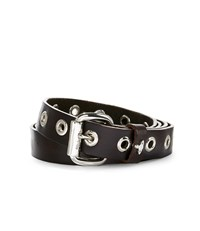 Vivienne Westwood Carolina Belt Black Rhodium