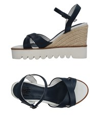 Bibi Lou Sandals Dark Blue