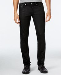 Guess Men's Slim Straight Fit Stretch Jeans Oxford