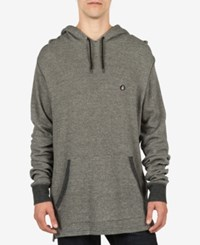 Volcom Men's Dalton Cotton Hoodie Cloud