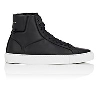 Givenchy Men's Urban Street High Top Sneakers Blue