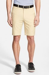 Men's Big And Tall Bobby Jones 'Xh20' Four Way Stretch Golf Shorts Khaki