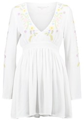 Little White Lies Summer Dress White