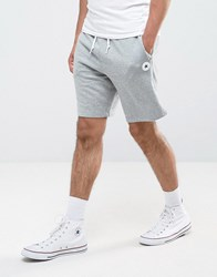 Converse Chuck Patch Shorts In Grey 10004633 A03 Grey
