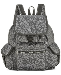 Le Sport Sac Lesportsac Voyager Backpack Lace