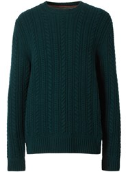 Burberry Cashmere Cable Knit Jumper 60