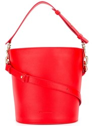 J.W.Anderson Bucket Bag Red