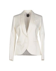 Mcq By Alexander Mcqueen Mcq Alexander Mcqueen Suits And Jackets Blazers Women White