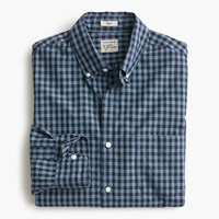 J.Crew Slim Secret Wash Shirt In Devon Check