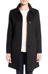 Fleurette Women's Fit And Flare Wool Coat