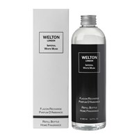 Welton London Reed Diffuser Refill With Sticks Imperial White Musk 500Ml
