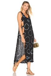 Jens Pirate Booty Capulet Cover Up Dress Black