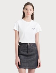 A.P.C. Denise T Shirt White