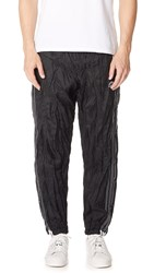 Adidas By Alexander Wang Originals Windbreaker Pants Black