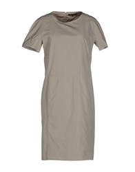 Strenesse Dresses Short Dresses Women Grey