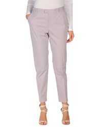 Red Valentino Redvalentino Casual Pants Lilac