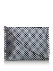 Label Lab Chain Mail Pouch Pewter