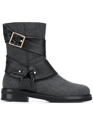Cesare Paciotti Ankle Boots Grey