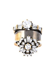 Iosselliani 'All That Jewels' Ring White