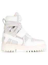 Hood By Air 'Avalanche' Boots White