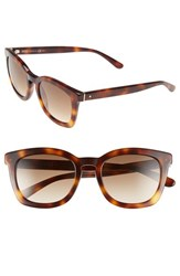 Women's Boss 50Mm Retro Sunglasses Havana