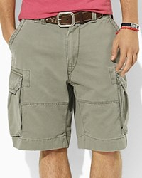 Polo Ralph Lauren Gellar Classic Cargo Shorts Mountain Green